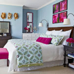 Aplici in dreptul tabliei de pat pentru iluminare eficienta