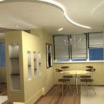Idee delimitare apartament studio