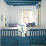 Model interesant de pat pentru spatiile mici