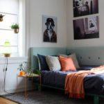 Patul de perete ideal pentru decorarea dormitoarelor mici