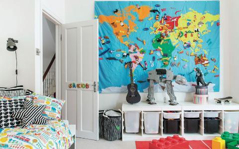 pernute decorative colorate si covertura cu imprimeuri
