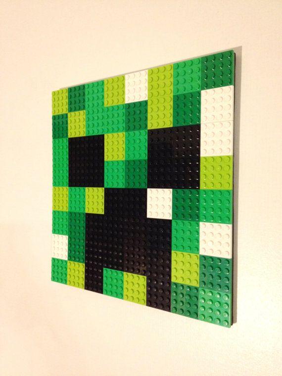 Piese lego minecraft