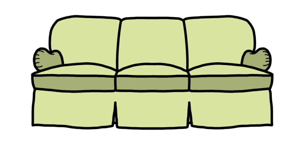 model canapea confortabila