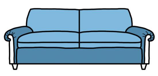 modele canapea