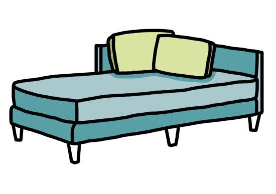 model canapea sezlong