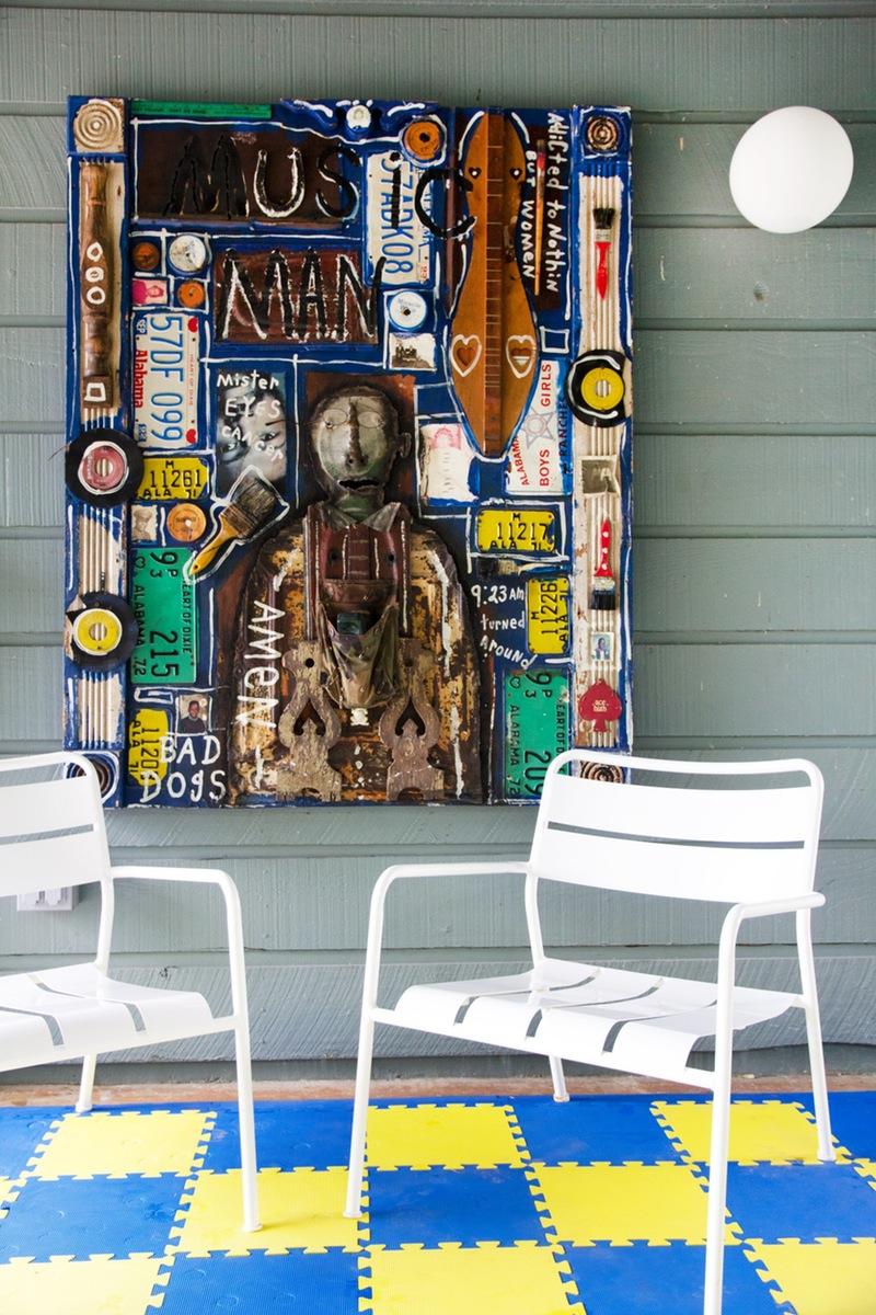 veranda covor spuma memorie