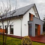 Casa realizata dupa proiect