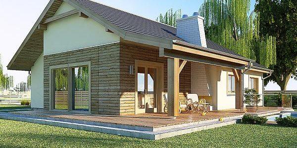 Casa cu trei dormitoare garaj si terasa