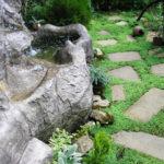 Cascada pentru gradina