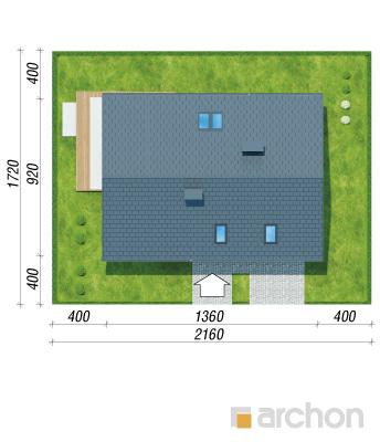 Dimensiuni teren casa cu 4 dormitoare si garaj