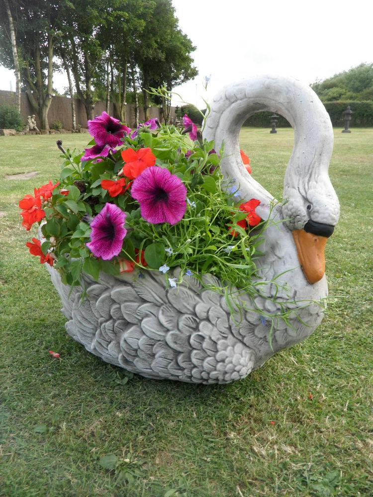 Lebada suport de flori