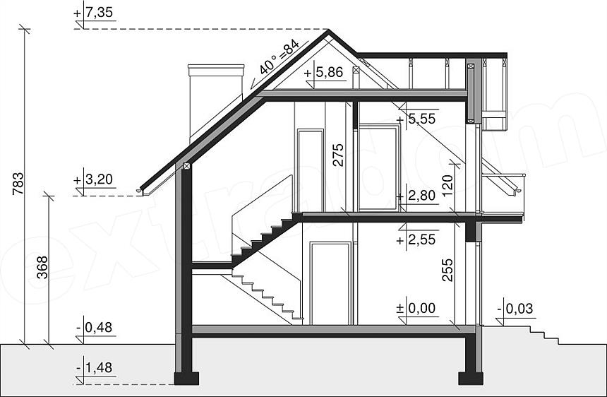 masuratori-casa-cu-mansarda-4-camere-terasa-si-balcon