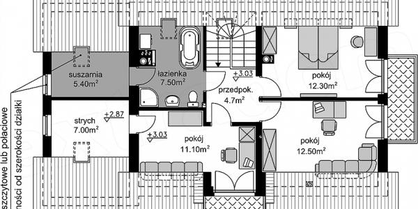 plan-mansarda-casa-cu-4-dormitoare-si-mansarda