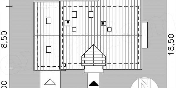schita-casa-cu-4-dormitoare-si-mansarda