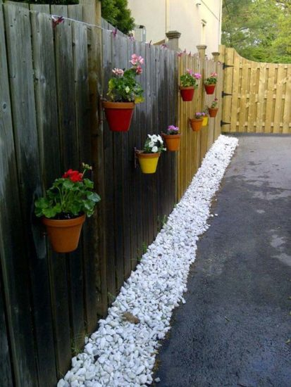 Amenajare gard gradina