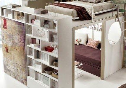 Camera cu pat supraetajat