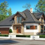 Casa cu 4 dormitoare si garaj dublu