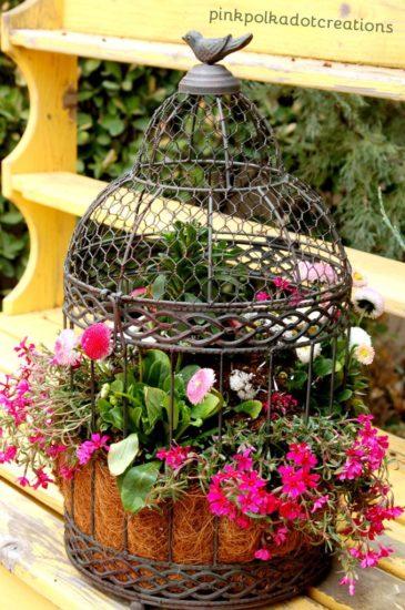 Colivie suport de flori