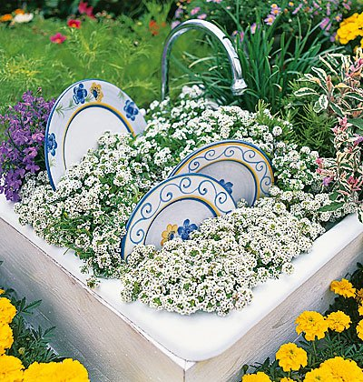 Farfurii decorare suport flori