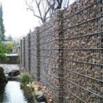 Gard inalt gabion piatra
