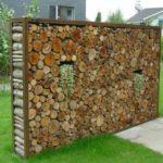 Design exterior lemne de foc