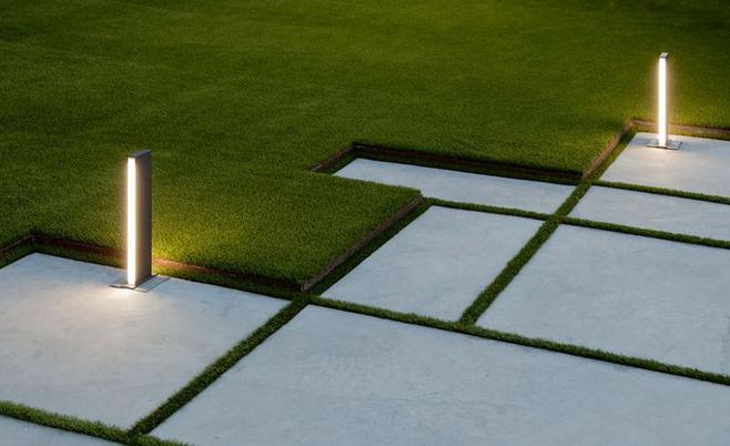 Spoturi moderne de lumina pentru gradina