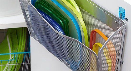 Suport plastic usa dulap bucatarie