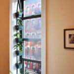 Suport vertical plante pervaz