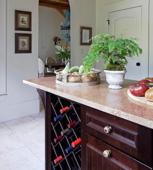 Suport vinuri inorporabil