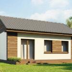 Casa traditionala mica cu 2 camere