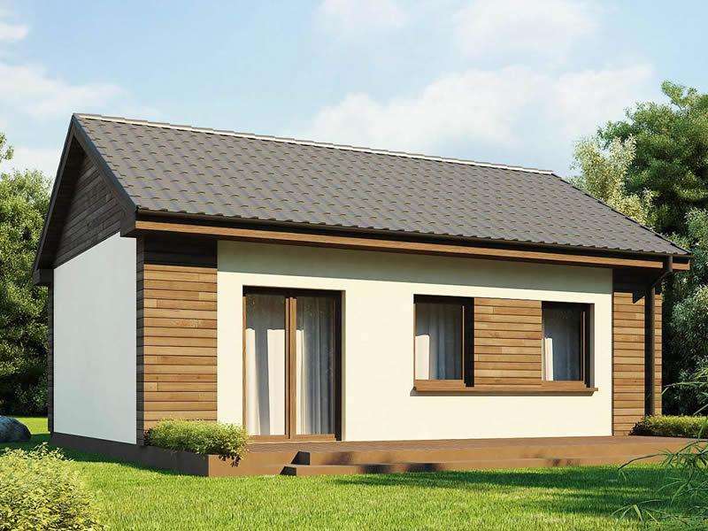 Casa Traditionala Mica Cu 2 Camere Casapost Ro