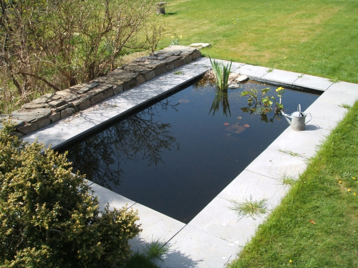 Lac modern gradina