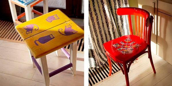 Reconditonare scaune de lemn