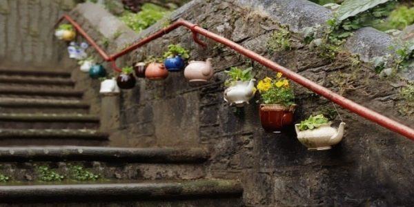 Suporturi terasa din ibrice