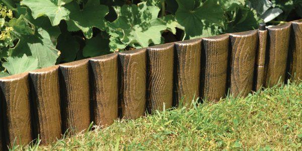 Borduri de lemn gradina