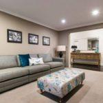 Canapea gri pentru living