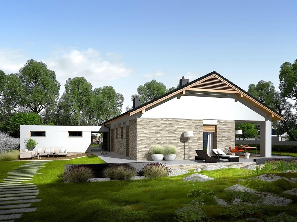 Casa cu 3 dormitoare si garaj dublu