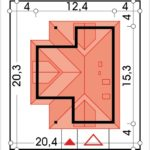 Dimensiuni teren casa cu mansarda