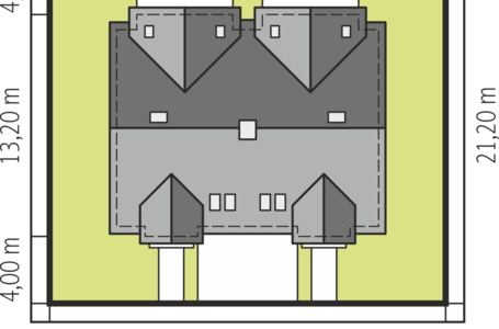 Dimensiuni teren duplex
