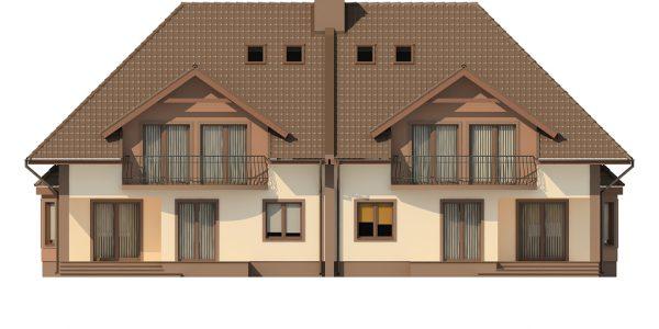 Elevatie spate duplex