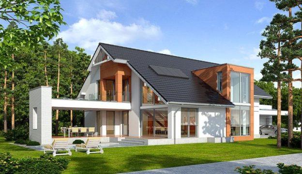 Proiect vila de lux