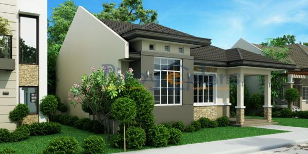 Casa cu 3 camere si terasa