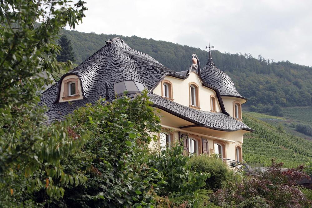 Casa cu arhitectura unica