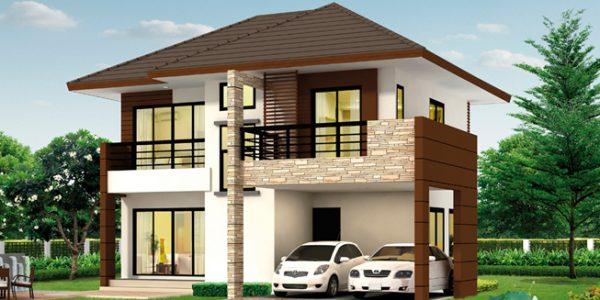 Casa cu etaj si garaj