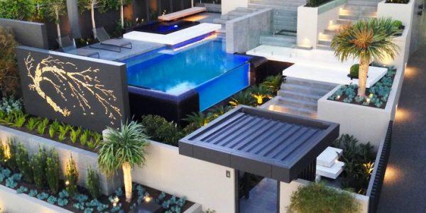 Casa de lux cu design modern