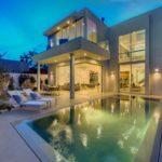 Casa moderna de lux cu piscina