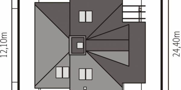 Dimensiuni teren casa parter cu garaj