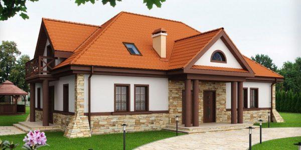 Duplex pentru doua familii