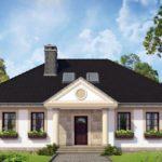 Casa cu design clasic