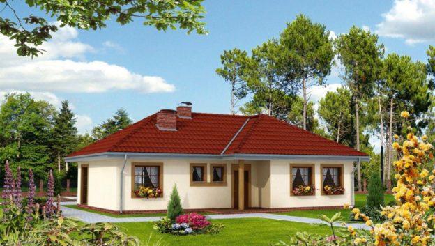 Casa simpla cu parter